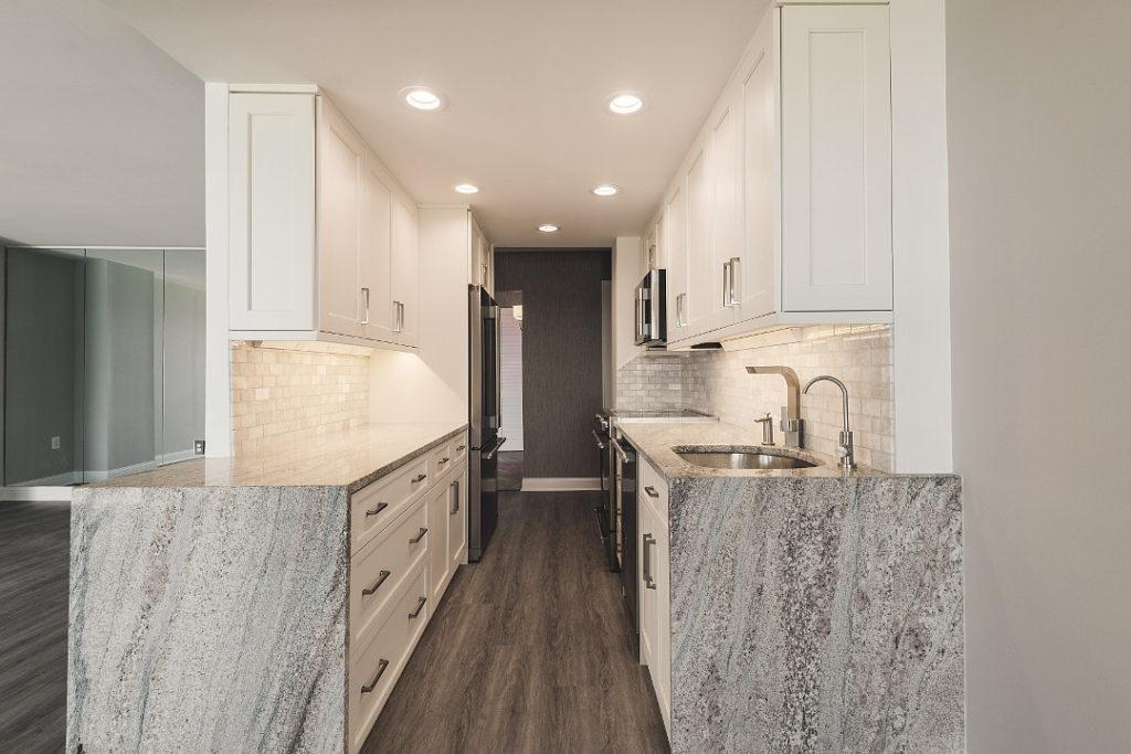 Closer Kitchen View