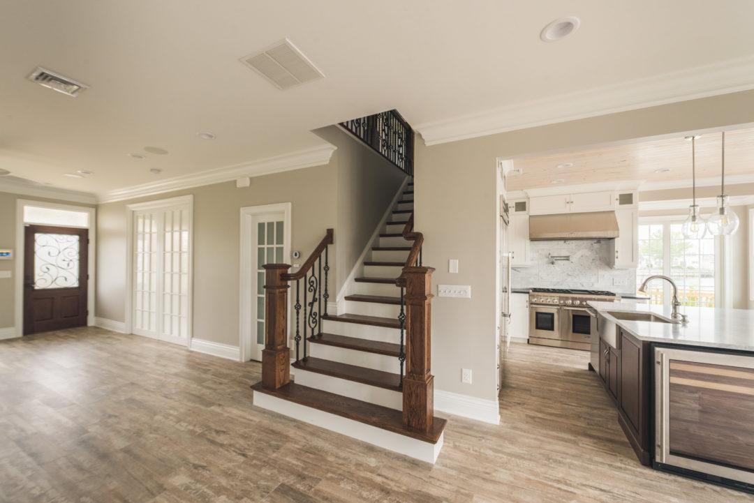 Living Room : Open Floor Plan