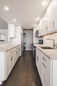 Modern Kitchen View