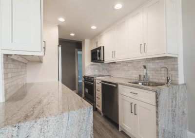 Kitchen and Tile Work