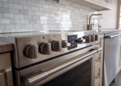 Range Top and Oven