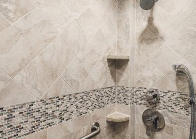 Shower Tile Work