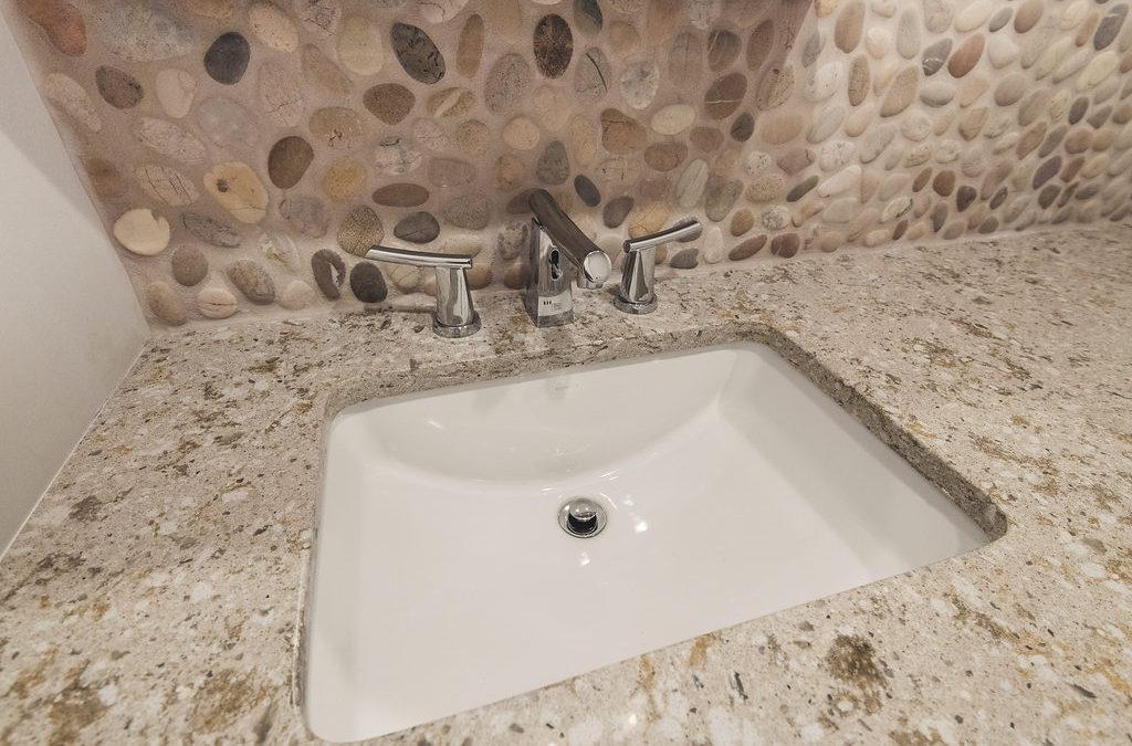 Bathroom Sink View