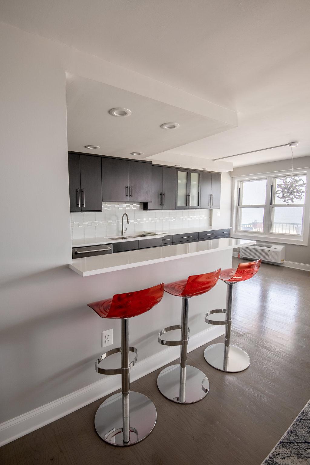 Kitchen Nook Area