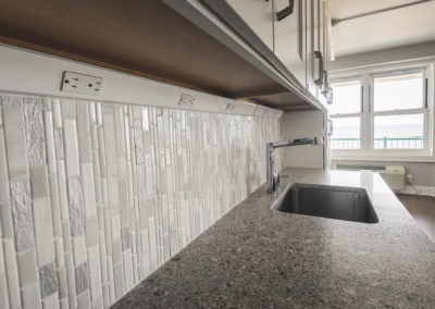 Kitchen Tile Work